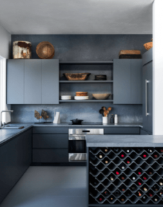 SIMPLE TIPS HOW TO MAKE A SMALL KITCHEN LOOK BIGGER