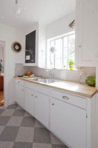 SMALL GALLEY KITCHEN IDEAS ON A BUDGET AND MAKE MORE LARGER TIPS
