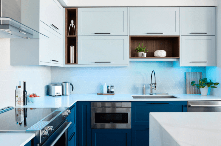 BEST PLACES WHERE TO PUT MICROWAVE IN SMALL KITCHEN