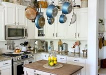 15 CREATIVE IDEAS TO HANG POTS AND PANS IN SMALL KITCHEN