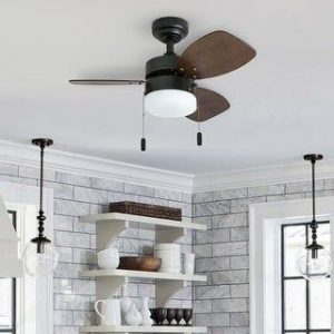 SMALL KITCHEN CEILING FANS BOLD LIGHT BOLD BLADE