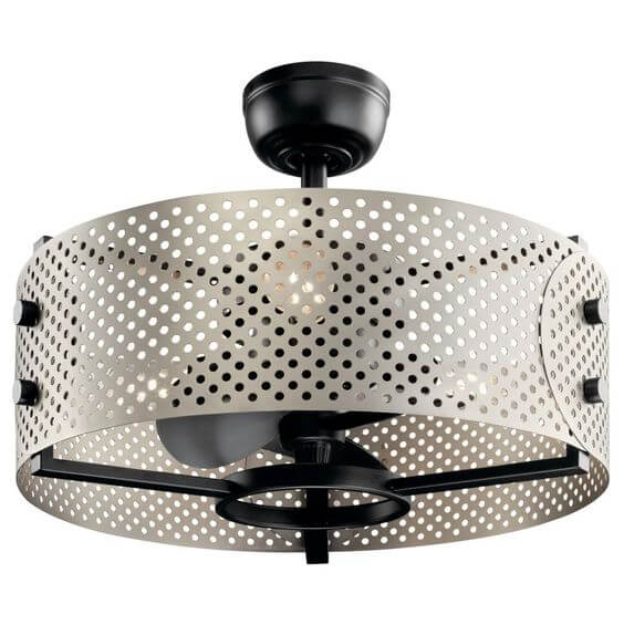 SMALL KITCHEN CEILING FANS KICHLER EYRIE