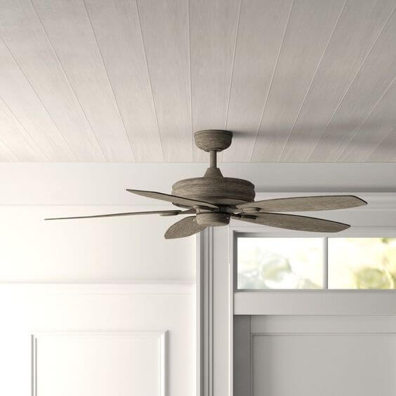 SMALL KITCHEN CEILING FANS THE POWER OF ASH GREY