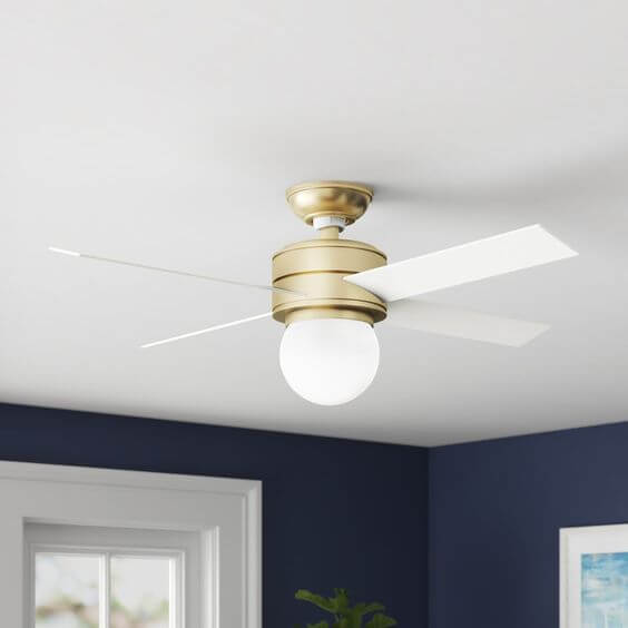 SMALL KITCHEN CEILING FANS VINTAGE LOOKING