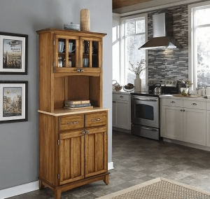 SMALL KITCHEN CRAFTED HUTCH