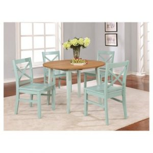 CAREY LEAF TARGET SMALL KITCHEN TABLE
