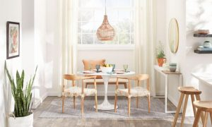 Stylish Small Kitchen Bistro Set for Your New Kitchen Look